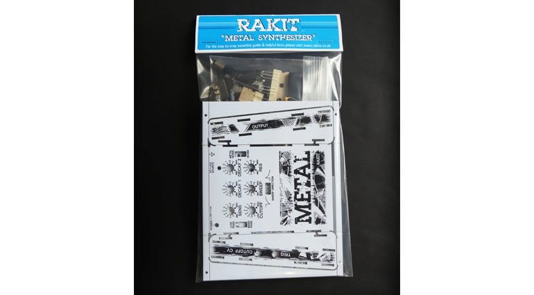Rakit Metal Synth kit