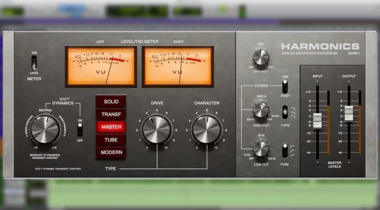 Softube Harmonics