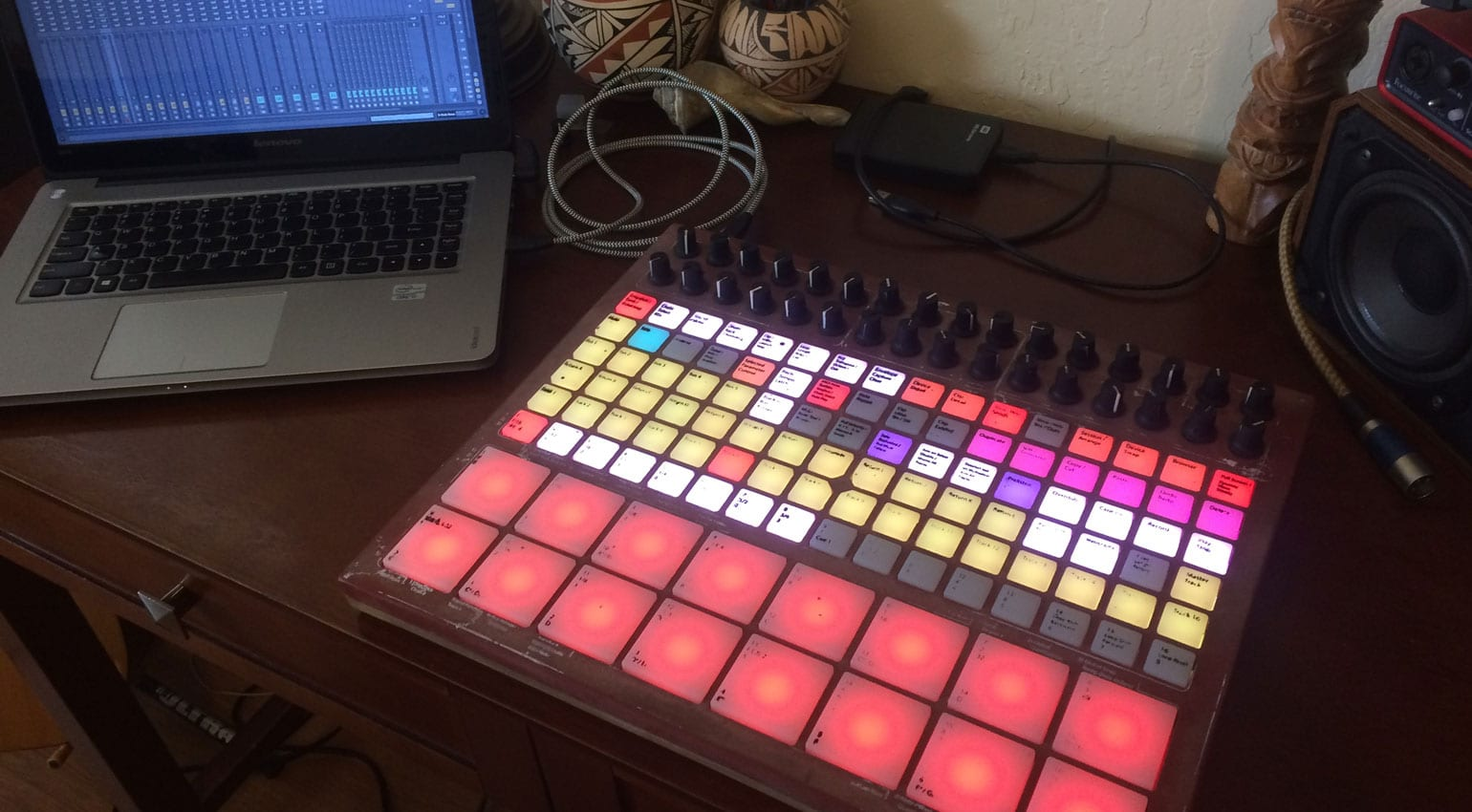 Strata: next generation control system for Ableton Live