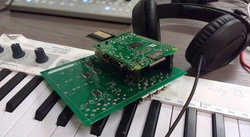 Tasty Chips ECR-1 prototype