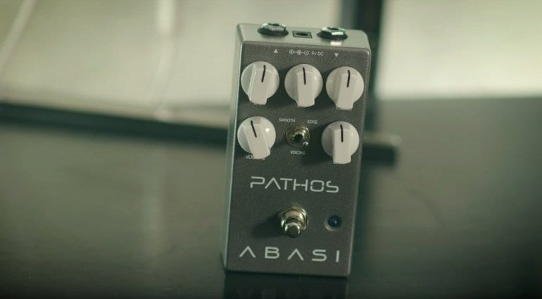 Tosin Abassi Pathos distortion pedal, Wampler