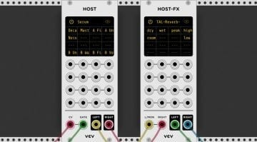 VCV Rack Host