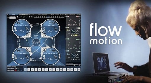Waves Flow Motion FM Synth