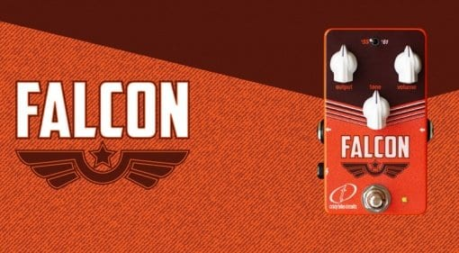 Crazy Tube Circuits Falcon Overdrive pedal