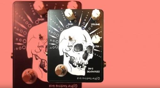 Dirty Haggard Audio DH-2 Death Fuzz
