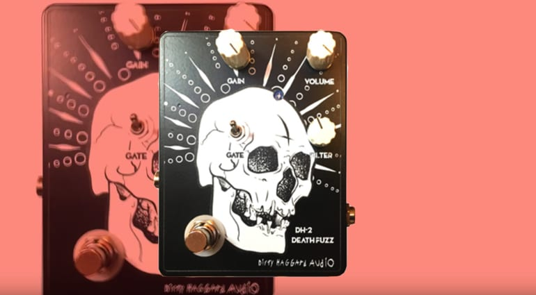 Dirty Haggard Audio DH-2 Death Fuzz