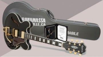 Epiphone Joe Bonamassa ES-355