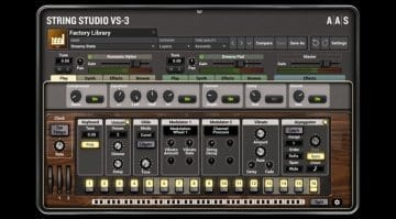 AAS String Studio VS-3