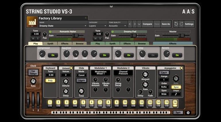 AAS String Studio VS-3