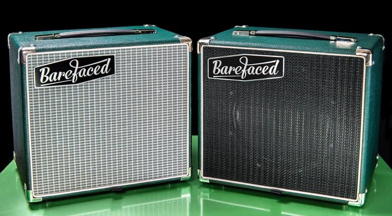 Barefaced GX Guitar Cabs 1x10