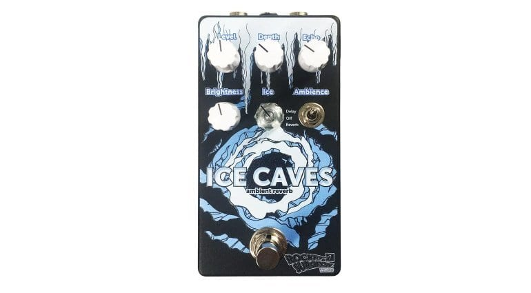 Nordstrand Audio Rocket Surgeon Ice Caves Ambient Delay