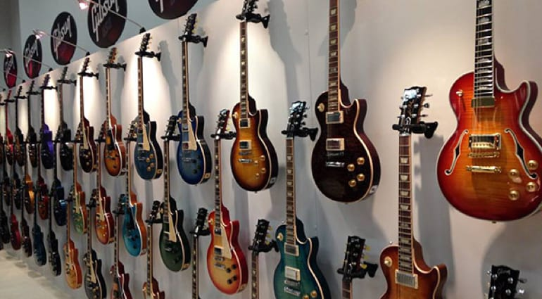Gibson Winter NAMM Show 2019