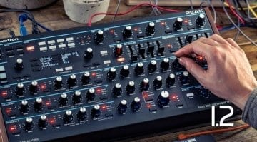 Novation Peak 1.2