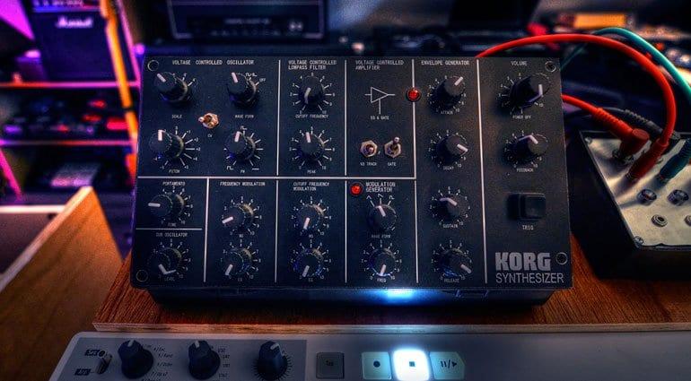 Soul Machine Korg MS-X