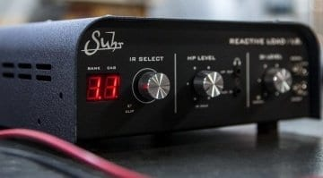 Suhr Reactive Load IR attenuator