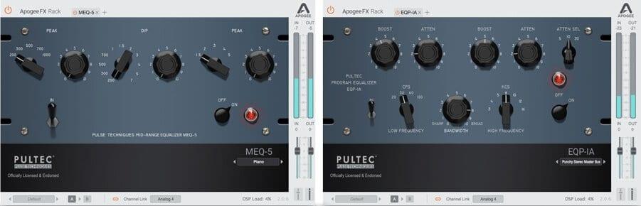 Apogee-Pultec