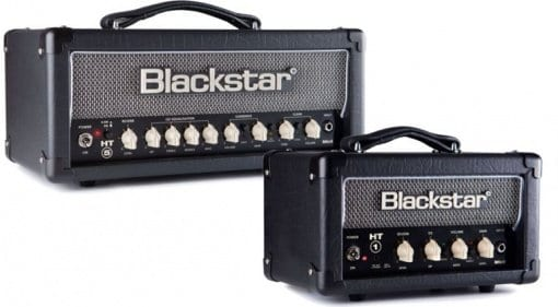 Blackstar HT-1R and HT-5R MkII heads