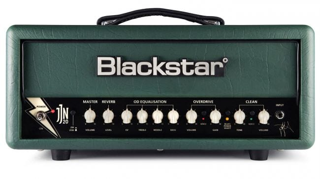 Blackstar JJN-20R Jared James Nichols head