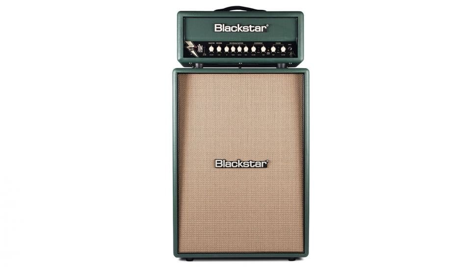 Blackstar JJN-20R Jared James Nichols signature head and cab