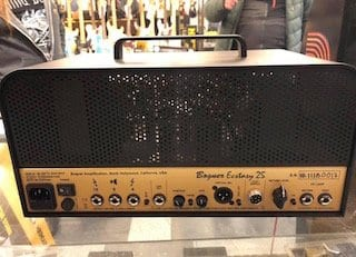 Bogner Ecstasy 25 rear panel