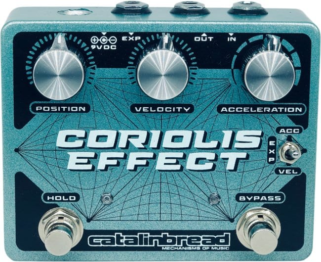 Catalinbread Effects Announces The Coriolis Effect
