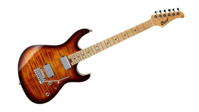 Cort G290FAT in Antique Violin Burst