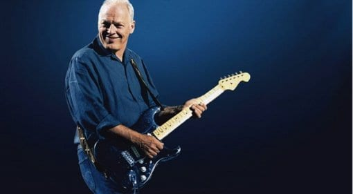 Christies, David Gilmour's Black Stratocaster for sale