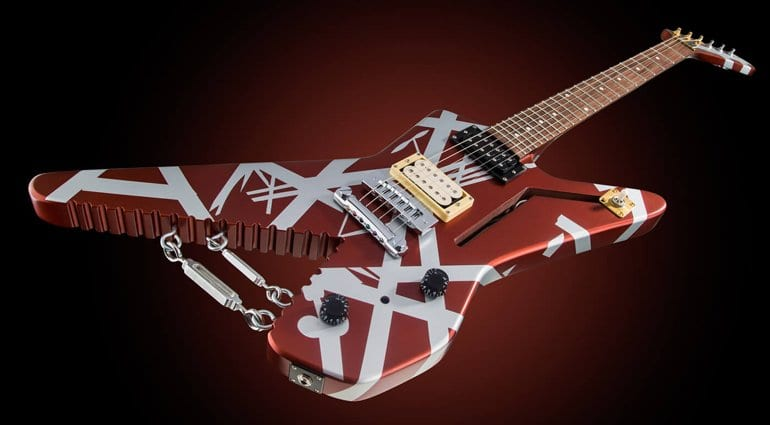 EVH Striped Series Shark