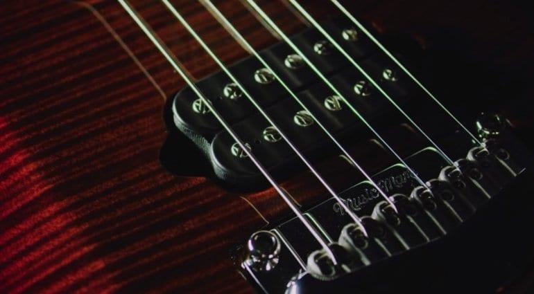 Ernie Ball John Petrucci Majesty 2019 reveal