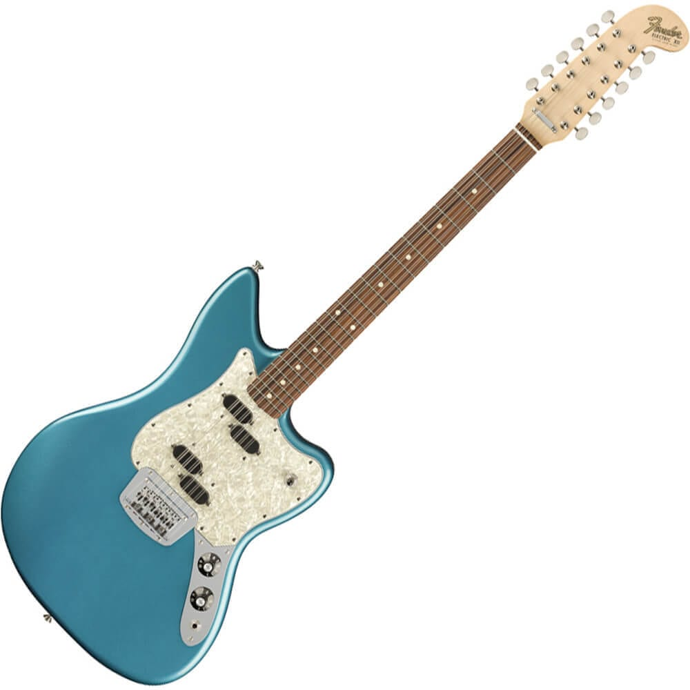 Lake Placid Blue Fender Alternate Reality Electric XII 12-String