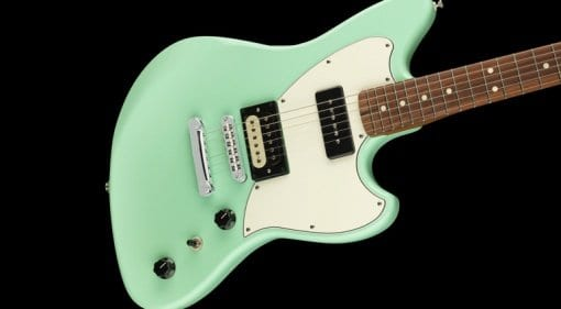 NAMM 2019 Fender Alternate Reality Powercaster