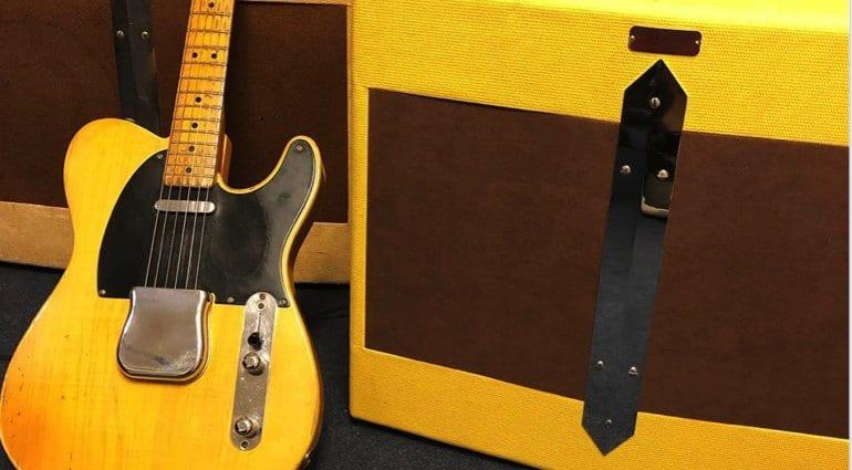 Fender Joe Bonamassa Dual Professional on Instagram