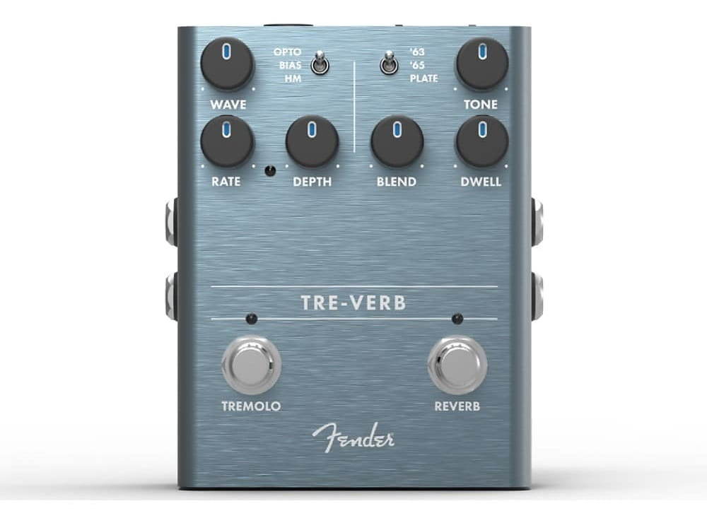 Fender Tre-Verb Tremolo:Reverb