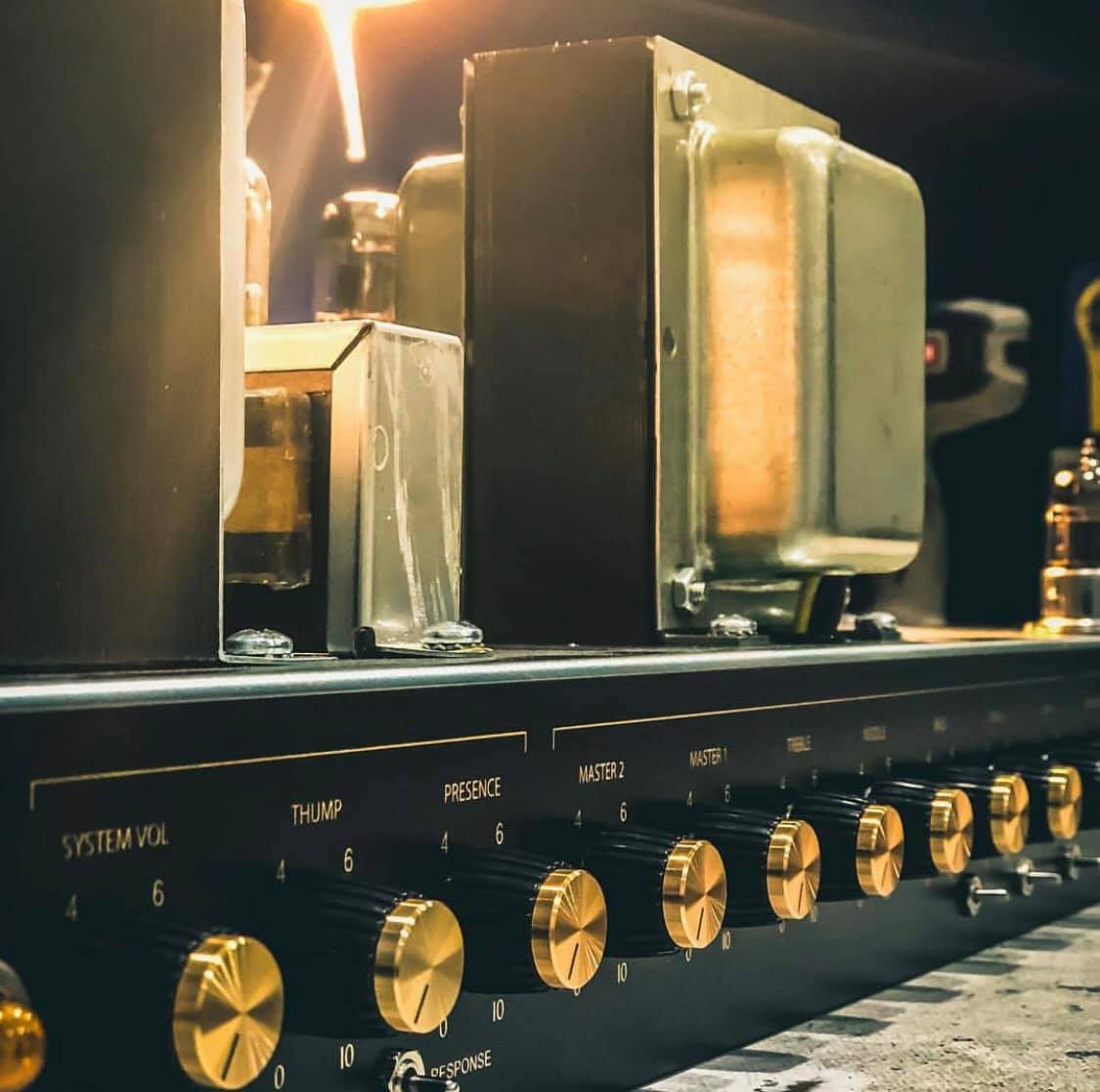 Friedman Amplification BE-100 deluxe