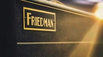Friedman Amplification tease new amp via Instagram
