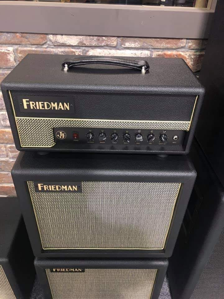 Friedman JJ Jr 20-watt head - shot credited to nicolasrivera at TGP