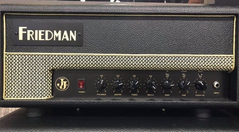 Friedman JJ Jr 20-watt head