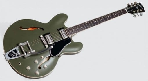 Gibson Chris Cornell Tribute ES-335