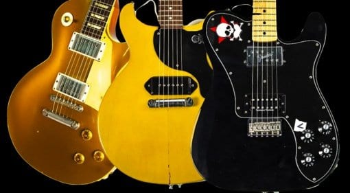Green Day Billie Joe Armstrong Guitars Reverb Sale Dookie
