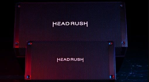 HeadRush FRFR-108 powered speaker