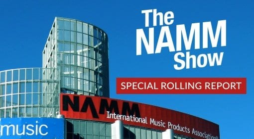 gearnews.com Special Rolling Report from NAMM 2019