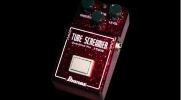 Ibanez 40th Anniversary Tube Screamer