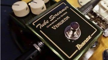 Ibanez Vemuram TSV808 pedal