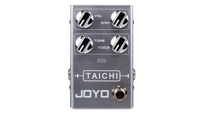 NAMM 2019: Joyo R-02 TaiChi with Dumble tones for, er, $53! – Best