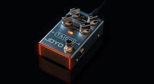 Joyo R-02 TaiChi - Dumble Super Overdrive tones?