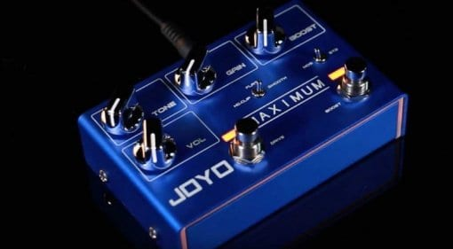 Joyo R-05 Maximum a new dual-channel drive