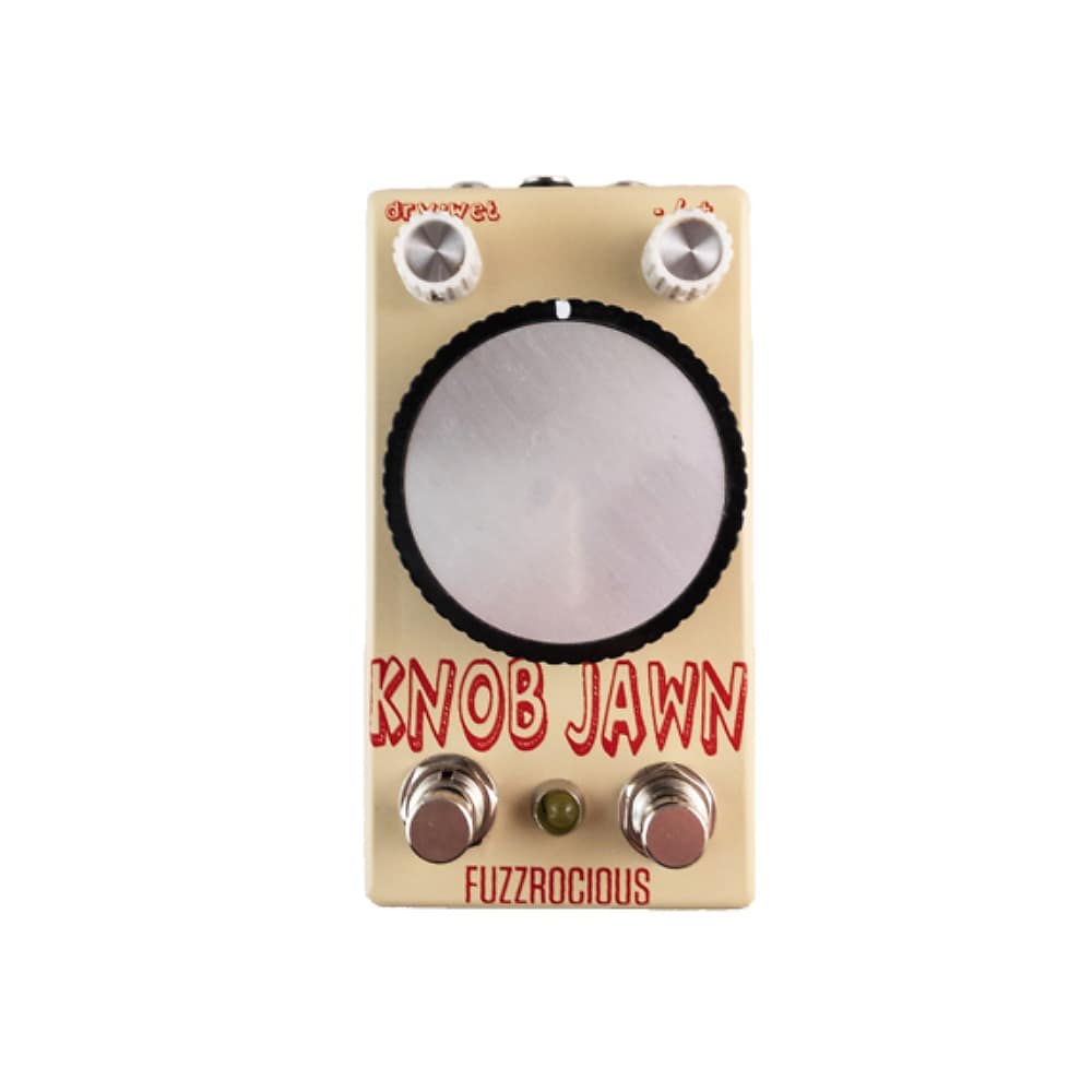 Fuzzrocious Knob Jawn