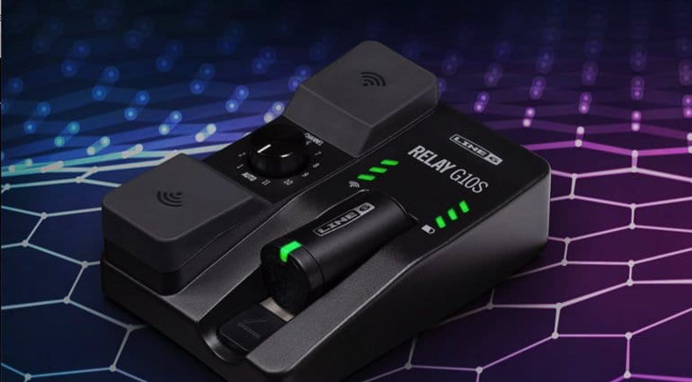 NAMM Line 6 G10S Wireless System 2019