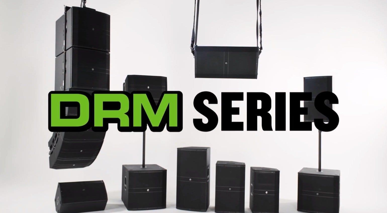 Mackie DRM Series