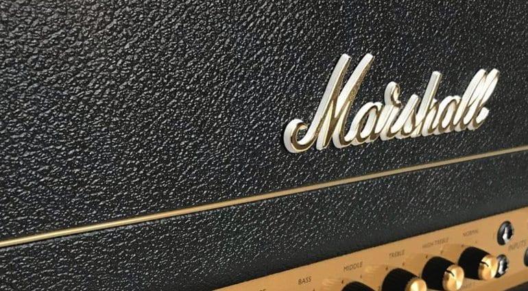 Marshall SV20H and new a 20 watt JCM800 leak Instagram